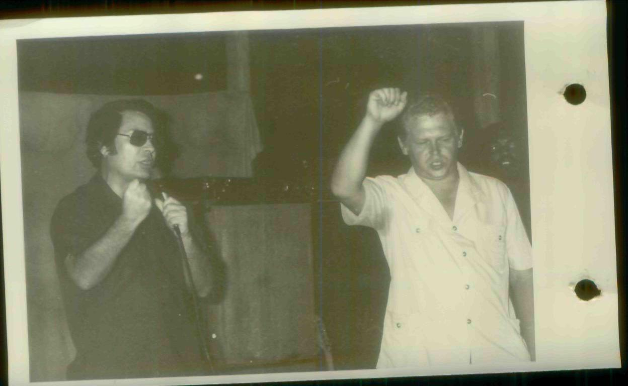 Jim Jones in Jonetown