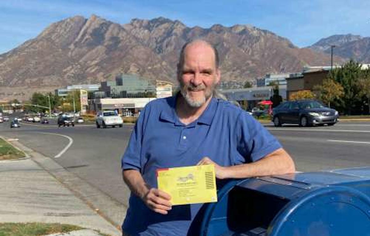 Voting in Utah