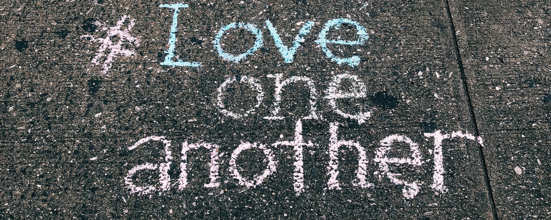 #loveoneanother